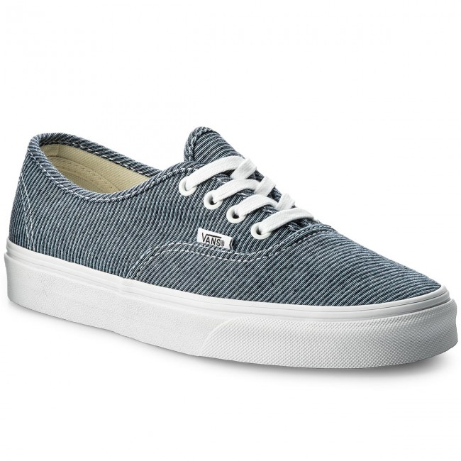 Tenisky VANS - Authentic VN0A38EMQ8U (Jersey) Blue True White ... 5adb7643ba8