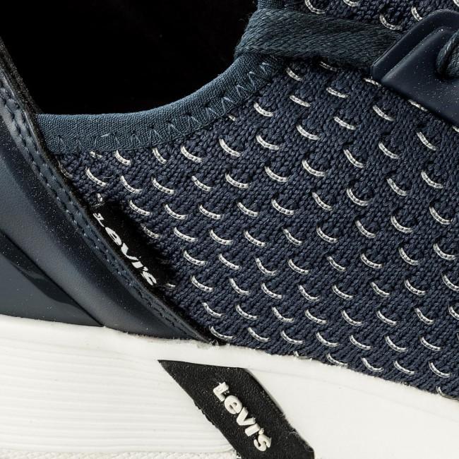 31b8d28a0aa7 Sneakersy LEVI S - 227806-726-18 Dark Blue - Sneakersy - Poltopánky ...