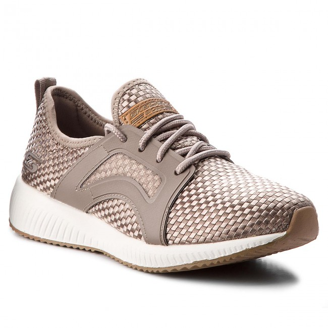 b0311e34b2 Topánky SKECHERS - BOBS SPORT Insta Cool 31365 TPE Taupe - Fitness ...
