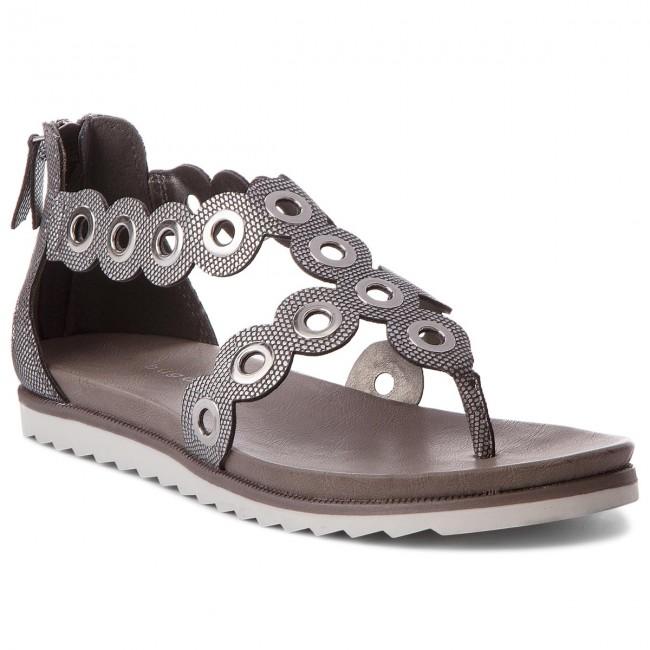 1015eac7f61b4 Sandále BUGATTI - 411-47080-5800-1500 Grey - Sandále na každodenné ...
