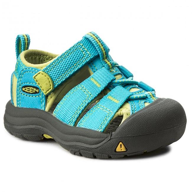 133dd41e66c Sandále KEEN - Newport H2 1012272 Hawaiian Blue Green Glow - Sandále ...