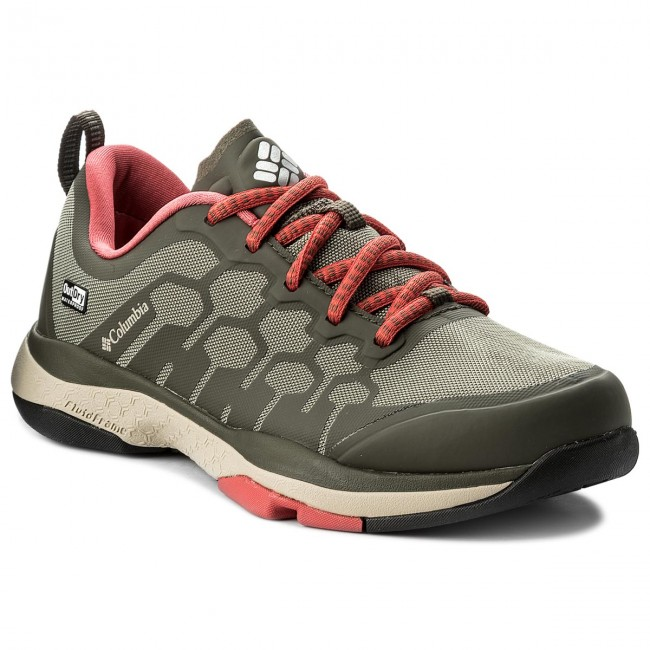 Topánky COLUMBIA - ATS Trail FS38 OutDry BM2764 Cypress Sunset Red ... 14ac071c74