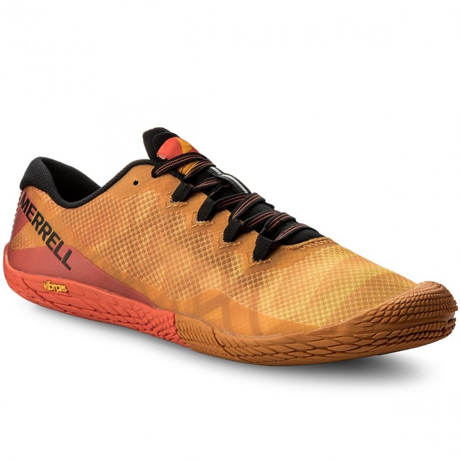 Topánky MERRELL - Vapor Glove 3 J12613 Saffron - Trekingová obuv ... f58126c6b2b