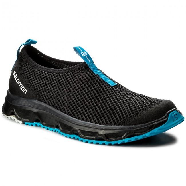c42b7a84e13a Trekingová obuv SALOMON - Rx Moc 3.0 401446 29 M0 Black Black Hawaiian Surf