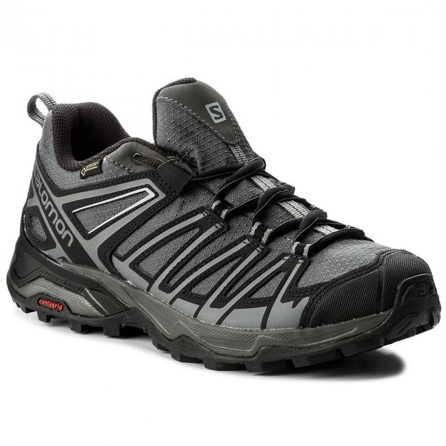 7d22bff4545 Trekingová obuv SALOMON - X Ultra 3 Prime Gtx GORE-TEX 402461 27 W0 Magnet