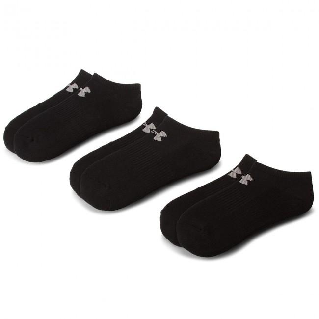 Súprava 6 párov kotníkových ponožiek pánskych UNDER ARMOUR - Ua Charged  Cotton 2.0 1312481-001 cf0c4e27015