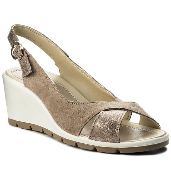 052c82959154 Sandále IMAC - 107581 Taupe Beige - Na klíne - Šľapky a sandále ...