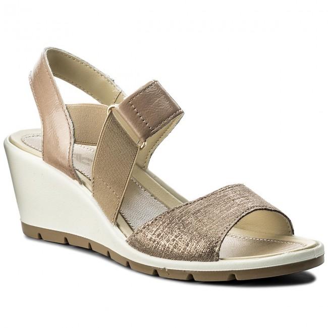 5d5662efb266 Sandále IMAC - 107551 Taupe Beige 72131 013 - Na klíne - Šľapky a ...