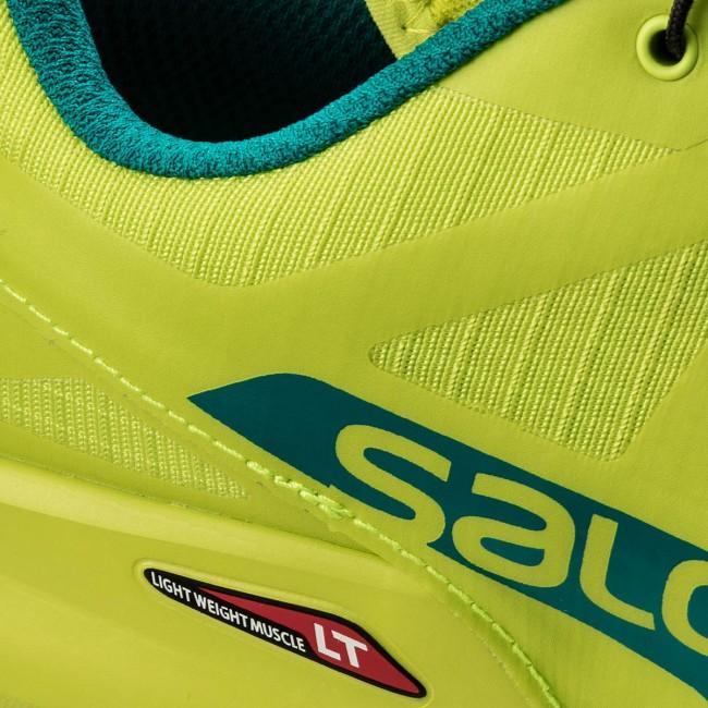 Topánky SALOMON - Speedcross Pro 2 400702 28 G0 Acid Lime Deep Lake Black e10fdfa30ec
