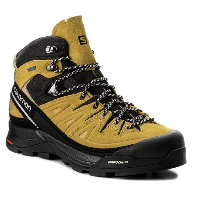 2783c0e9f6be Trekingová obuv SALOMON - X Alp Mid Ltr Gtx GORE-TEX 401653 27 V0 Green