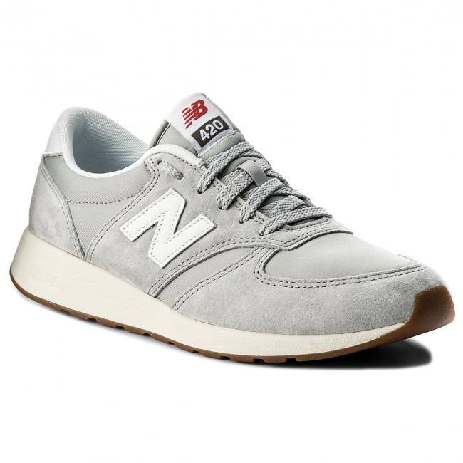 a1cae0ae86 Sneakersy NEW BALANCE - MRL420S1 Sivá - Sneakersy - Poltopánky ...