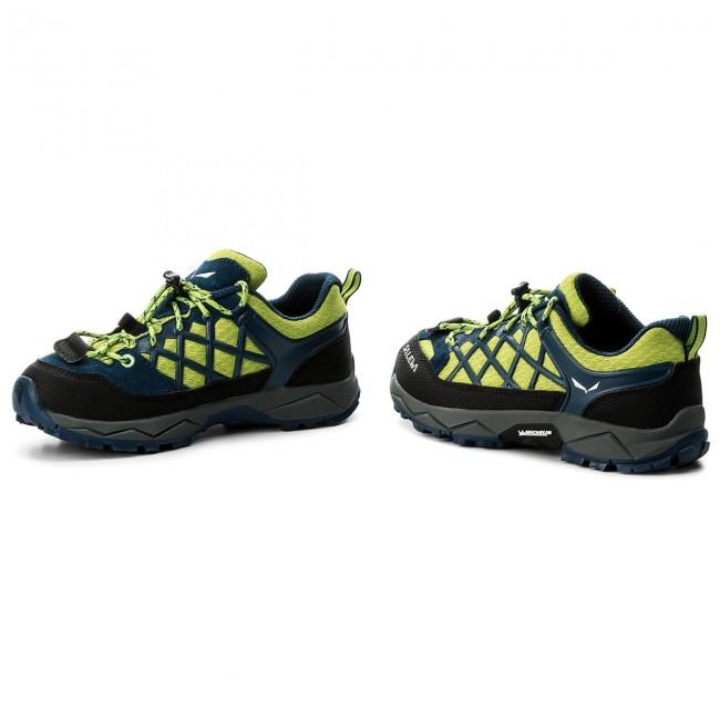 4d80ea7d392 Trekingová obuv SALEWA - Wildfire 64007-8971 Poseidon Cactus - Obuv ...