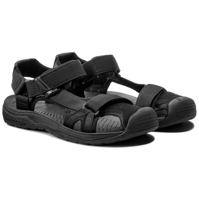 598dd8df4a45 Sandále TEVA - Hurricane Toe Pro 2 1019237 Black - Sandále - Šľapky a  sandále - Pánske - www.eobuv.sk