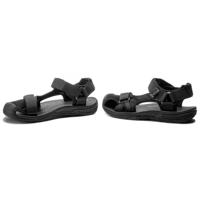 182d323ea717 Sandále TEVA - Hurricane Toe Pro 2 1019237 Black - Sandále - Šľapky ...