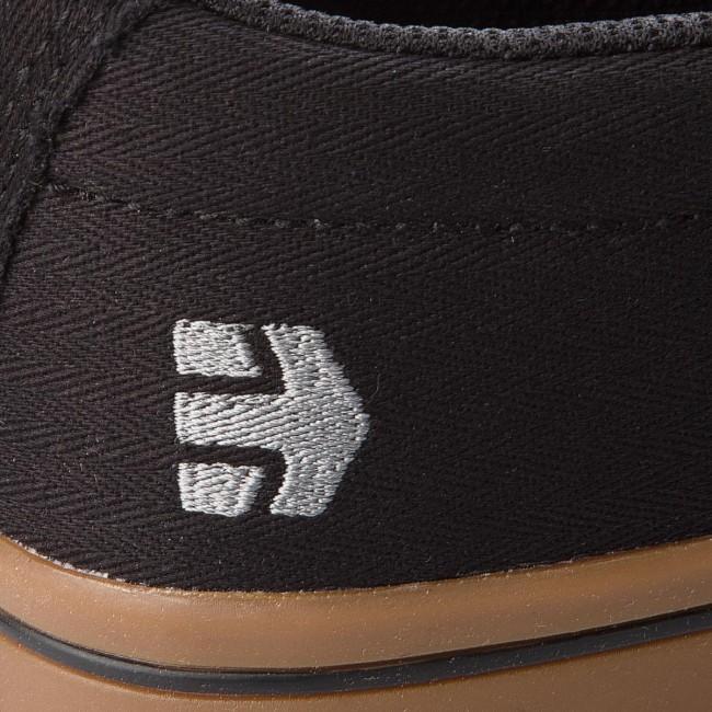 Tenisky ETNIES - Jameson 2 Eco 4101000323 Black Gum Silver 967 ... 45d337adfe1