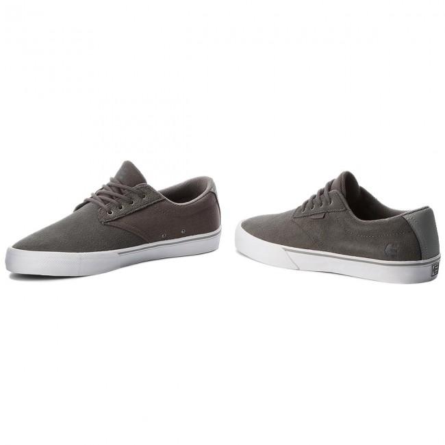 Tenisky ETNIES - Jameson Vulc 4101000449 Dark Grey 021 - Plátenky a ... 75c21259ec6