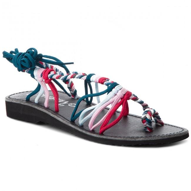 Sandále LA MARINE - Gala Epi Flat Plate Baja - Sandále na každodenné ... 03c6504816d