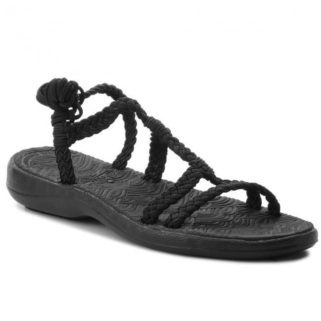 Sandále LA MARINE - Alima Original Black - Sandále na každodenné ... 927bab0d204