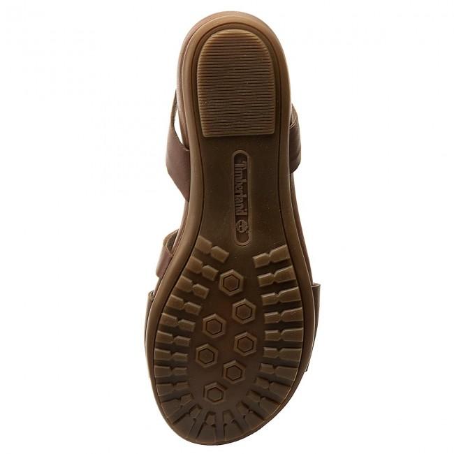 6888478514d5f Sandále TIMBERLAND - Cranberry Lake Sand A1OZE Cognac - Sandále na  každodenné nosenie - Sandále - Šľapky a sandále - Dámske - www.eobuv.sk