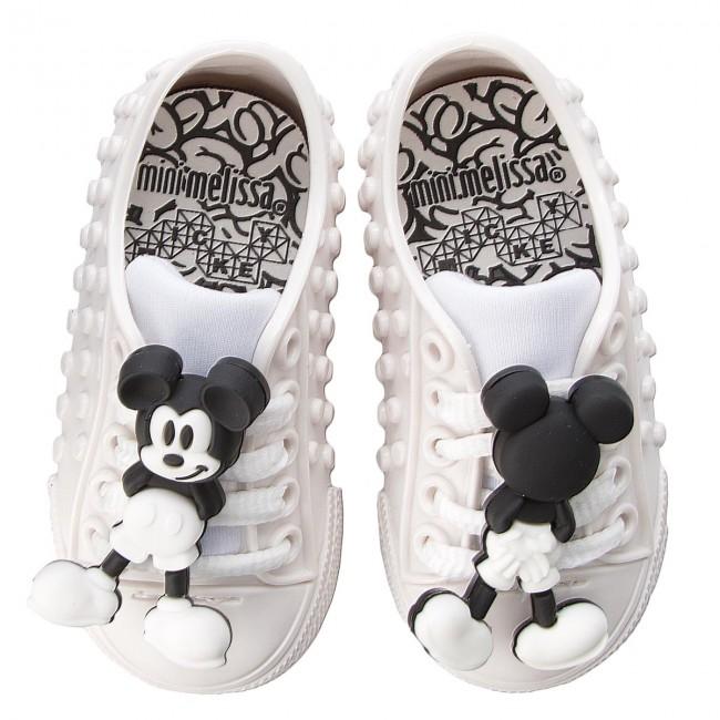 d277e834d2 Poltopánky MELISSA - Mini Melissa Polibolha + Disney 32378 White 01177