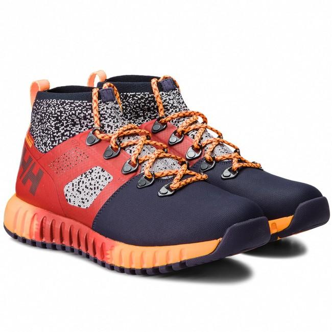 Trekingová obuv HELLY HANSEN - Vanir Canter Ht 114-06.580 Graphite Blue Red  Brick Silver Grey Neon Orange - Outdoorové topánky - Čižmy a iné - Pánske  ... 70aa0a34c1
