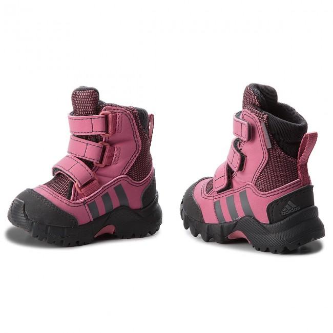 Snehule adidas - Cw Holtanna Snow Cf I D97660 Tramar Carbon Grefou ... e2e051f2b71