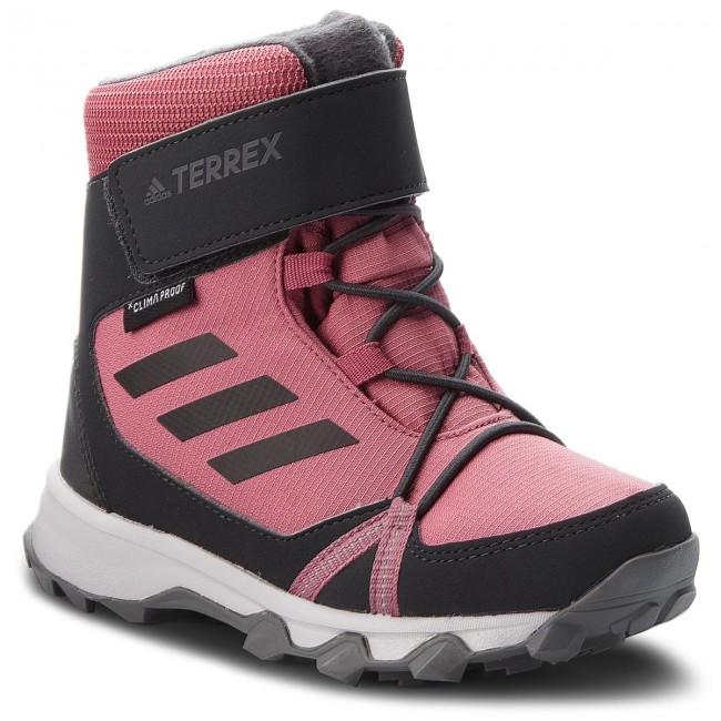 796df7ab167f Snehule adidas - Terrex Snow Cf Cp Cw K AC7965 Tramar Carbon Greone ...