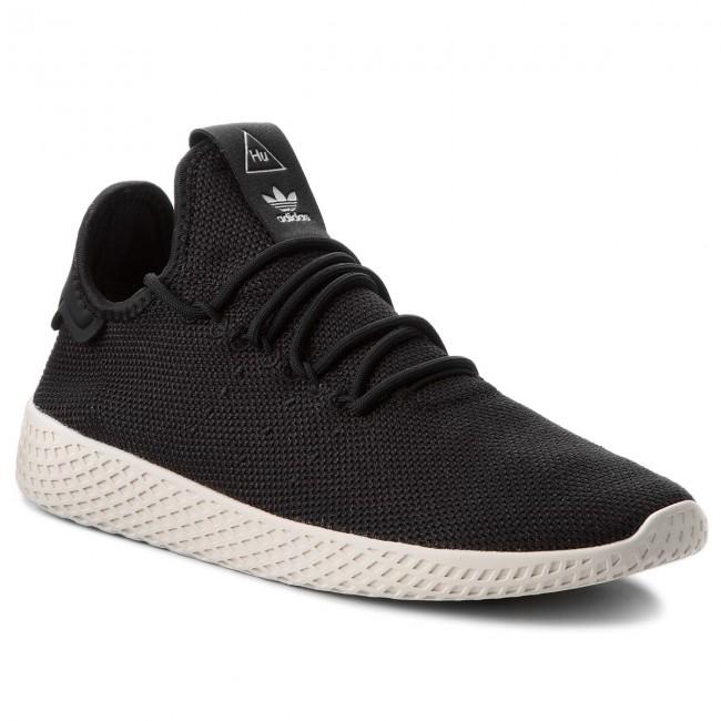 7c2e93f7a8c7 Topánky adidas - Pw Tennis Hu AQ1056 Cblack Cblack Cwhite ...