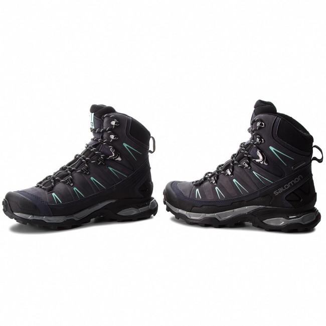 5d65425af0b9 Trekingová obuv SALOMON - X Ultra Trek Gtx W GORE-TEX 404631 21 V0 Graphite
