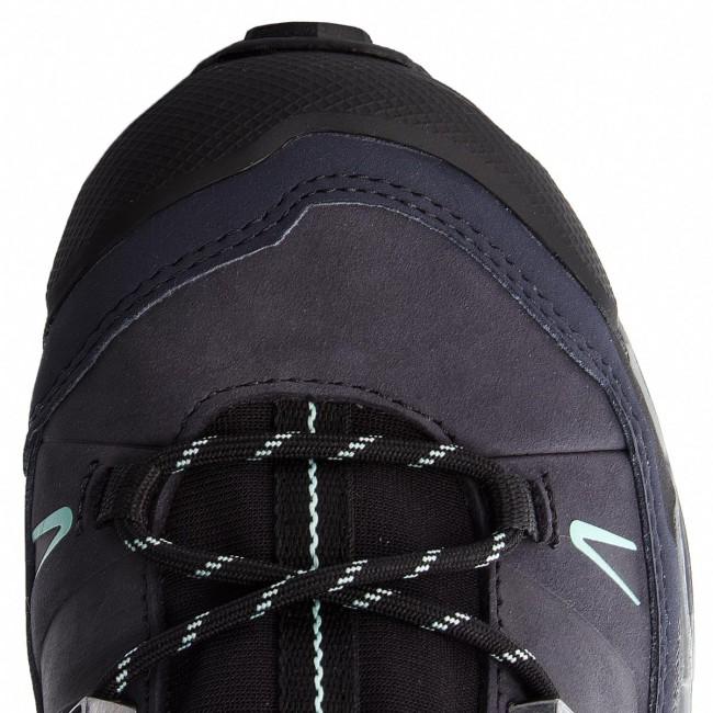 af6d7ecba67e Trekingová obuv SALOMON - X Ultra Trek Gtx W GORE-TEX 404631 21 V0 Graphite  Black Beach Glass - Outdoorové topánky - Čižmy a iné - Dámske - www.eobuv.sk
