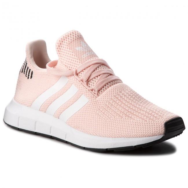 Topánky adidas - Swift Run W B37681 Icepnk Ftwwht Cblack - Sneakersy ... a0af7cbb554