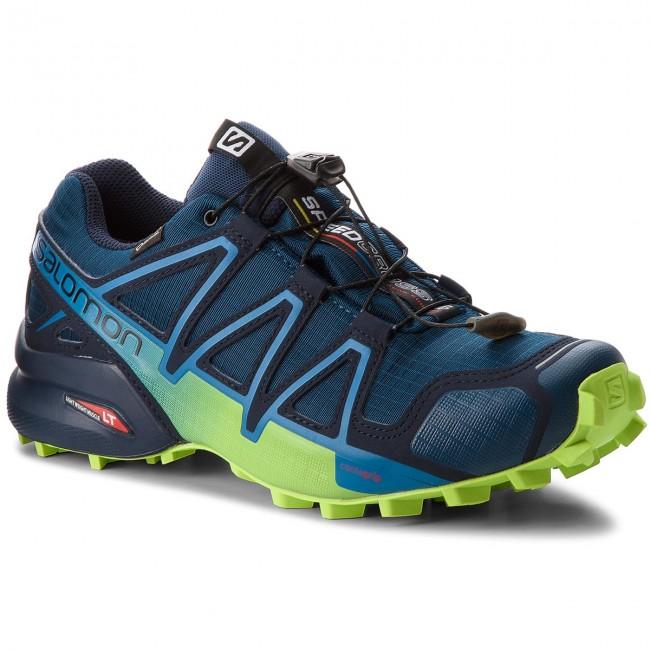 Topánky SALOMON - Speedcross 4 Gtx GORE-TEX 404923 27 G0 Poseidon Navy  Blazer d99ecc1823a