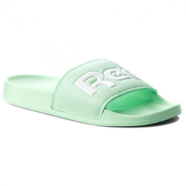 Šľapky Reebok - Classic Slide CN4189 Splt Digital Green White ... dc789d23751