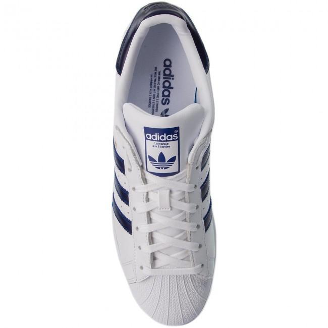Topánky adidas - Superstar B41996 Ftwwht Croyal Goldmt - Sneakersy -  Poltopánky - Pánske - www.eobuv.sk 57d19057933