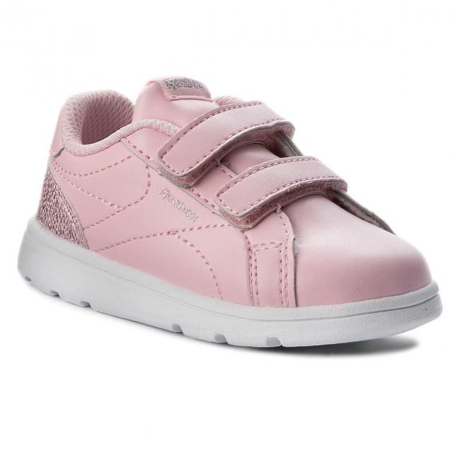 Topánky Reebok - Royal Comp Cln 2V CN5066 Pastel Pink White Slvr ... c8c85d1f274