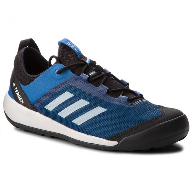 Topánky adidas - Terrex Swift Solo AC7886 Blubea Greone Brblue ... 224d1e9cc2d