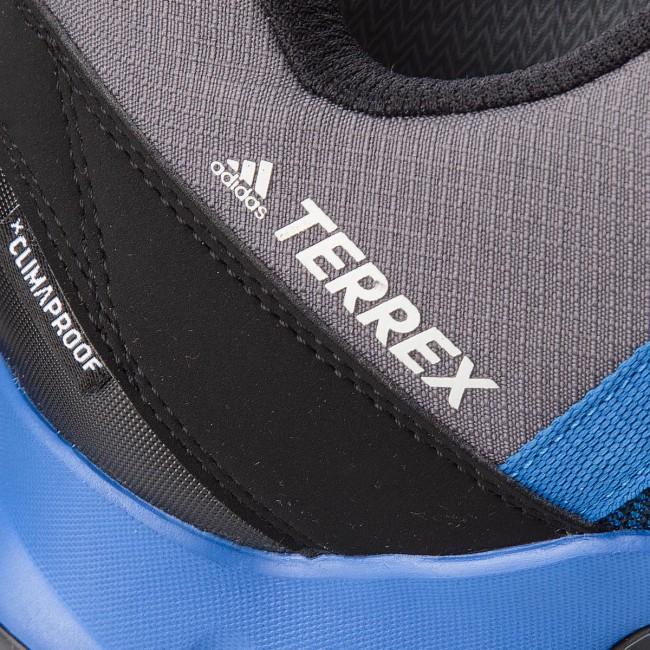 Topánky adidas - Terrex Ax2 Cp AQ0786 Blubea Cblack Grefiv ... 80533d4944d