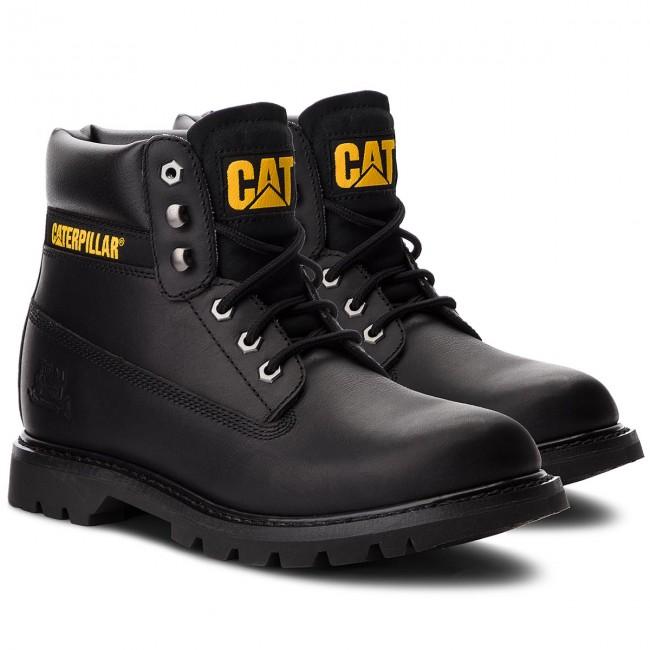 503f6435b9e06 Outdoorová obuv CATERPILLAR - Colorado PWC44100-709 Black - Outdoorové  topánky - Čižmy a iné - Pánske - eobuv.sk