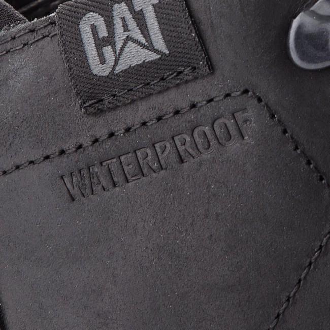 0ecedd37ad2 Outdoorová obuv CATERPILLAR - Factor Wp Tx P722922 Black - Čižmy ...