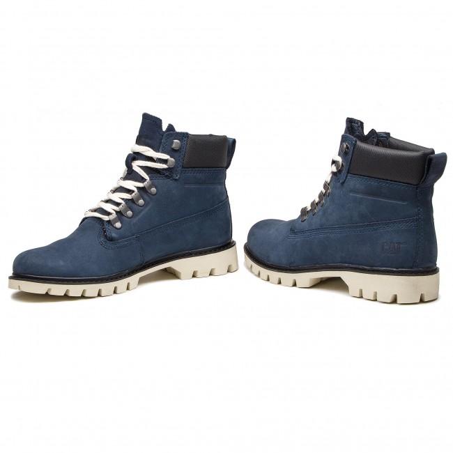 90a297b25ec Outdoorová obuv CATERPILLAR - Lexicon P722850 Navy - Outdoorové ...