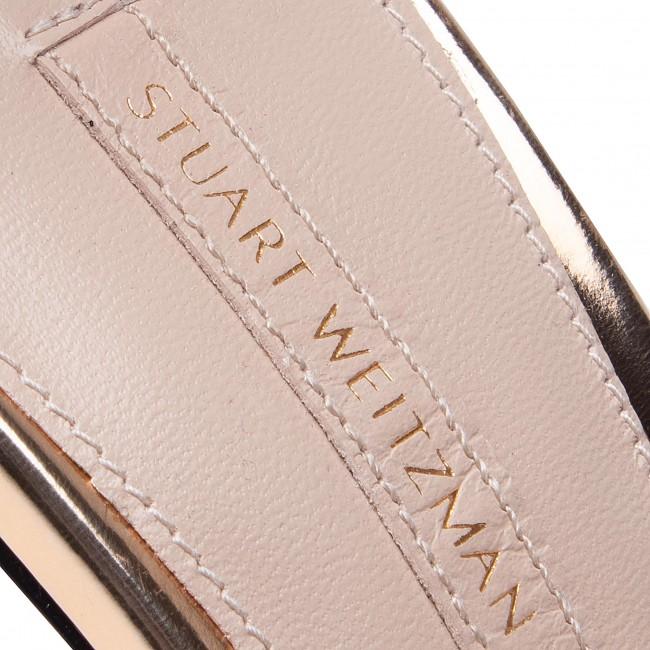 Sandále STUART WEITZMAN - 105Nudisttraditional YL53441 Pure Rose Gold  Specchio 7da65faecbe7
