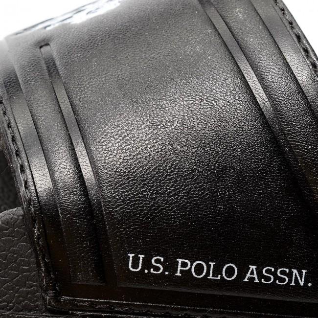 abf32a0c62 Šľapky U.S. POLO ASSN. - Tony FUN2196S8 G1 Blk - Šľapky - Šľapky a ...