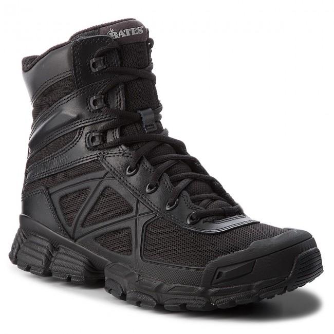 Topánky BATES - Velocitor E04032 Black - Outdoorové topánky - Čižmy ... 283cfce0047