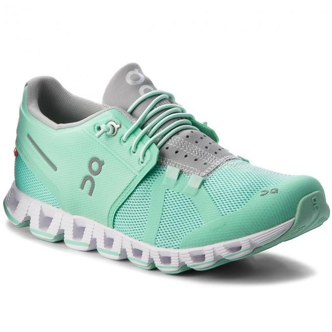 Topánky ON - Cloud 000019 Mint 5714 - Trekingová obuv - Bežecká obuv ... 4bc3633fc4