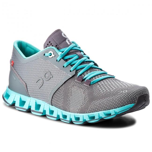 e094a48489ab Topánky ON - Cloud X 000020 Grey Atlantis 4301 - Treningová obuv ...