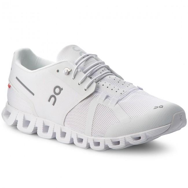 Topánky ON - Cloud 000019 All White 0004 - Trekingová obuv - Bežecká ... 61b7969830