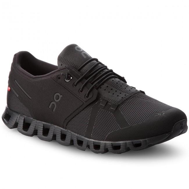 Topánky ON - Cloud 000019 All Black 0002 - Trekingová obuv - Bežecká ... 387f2feb2f