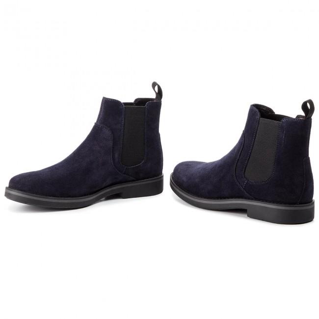Kotníková obuv s elastickým prvkom VAGABOND - Belgrano 4472-040-67 Indigo 8a88935b1e
