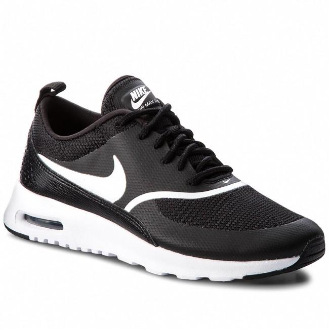 292df8092da0 Topánky NIKE - Air Max Thea 599409 028 Black White - Sneakersy ...