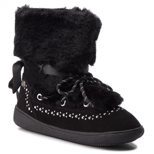 601460672d Členková obuv LIU JO - Julia 02 S68047 PX010 Black 22222 - Kotníková ...